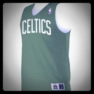 Boston Celtics Reversable NBA Automatically Jersey